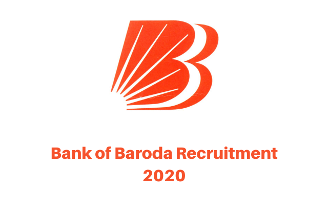 Bank of Baroda recruitment 2020