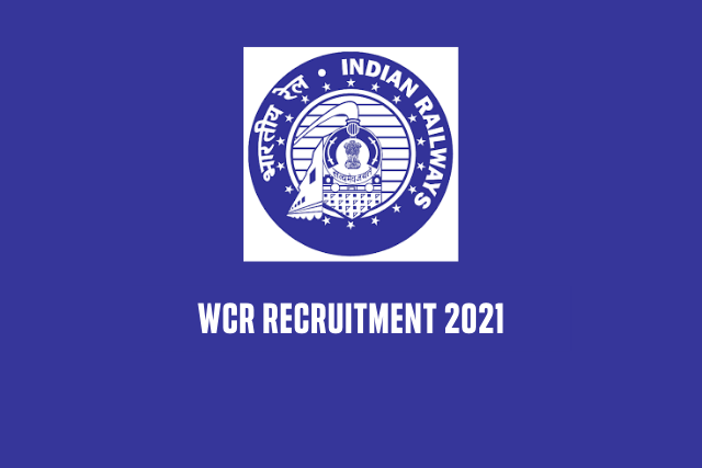 WCR Recruitment 2021