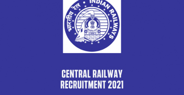 Central Railway 2021