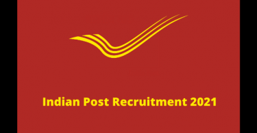 Indian Post Recruitment 2021